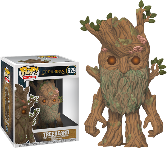 תמונה של LORD OF THE RINGS TREEBEARD 6-INCH POP