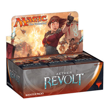 תמונה של MAGIC THE GATHERING: AETHER REVOLT BOOSTER PACK