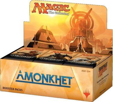 תמונה של MAGIC THE GATHERING: AMONKHET BOOSTER PACK