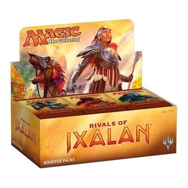תמונה של MAGIC THE GATHERING: RIVALS OF IXALAN BOOSTER PACK