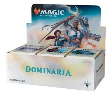 תמונה של MAGIC THE GATHERING: DOMINARIA BOOSTER PACK