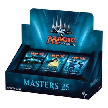 תמונה של MAGIC THE GATHERING: MASTERS 25 BOOSTER PACK