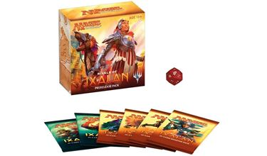 תמונה של MAGIC THE GATHERING: RIVALS OF IXALAN PRERELEASE PACK