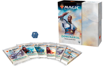 תמונה של MAGIC THE GATHERING: DOMINARIA PRERELEASE PACK