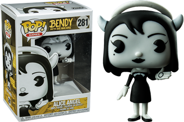 תמונה של BENDY AND THE INK MACHINE ALICE ANGEL POP
