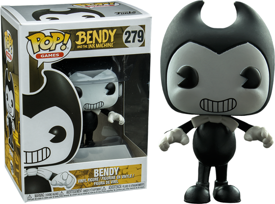 תמונה של BENDY AND THE INK MACHINE BENDY POP