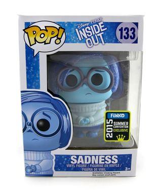 תמונה של INSIDE OUT SADNESS GLITTER POP EXC