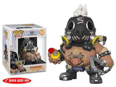 תמונה של OVERWATCH ROADHOG 6 INCH POP