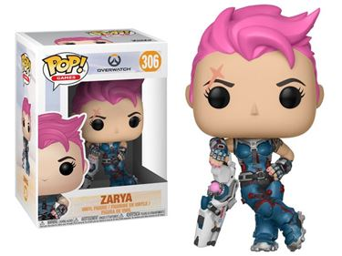 תמונה של OVERWATCH ZARYA POP