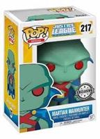 תמונה של JUSTICE LEAGUE UNLIMITED MARTIAN MANHUNTER POP EXC