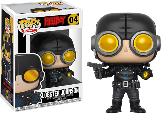 תמונה של HELLBOY LOBSTER JOHNSON POP