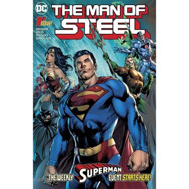 תמונה של MAN OF STEEL #1