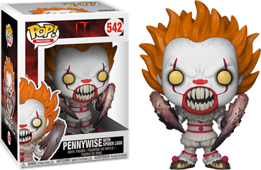 תמונה של IT PENNYWISE WITH SPIDER LEGS POP