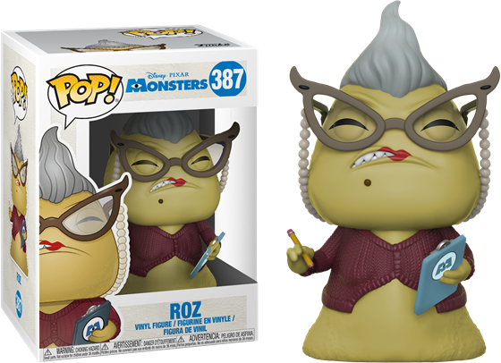 תמונה של MONSTERS INC ROZ POP