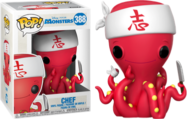 תמונה של MONSTERS INC CHEF POP