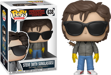תמונה של STRANGER THINGS STEVE WITH GLASSES POP