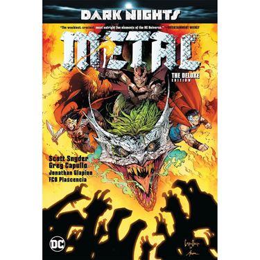 תמונה של DARK NIGHTS METAL DELUXE ED HC