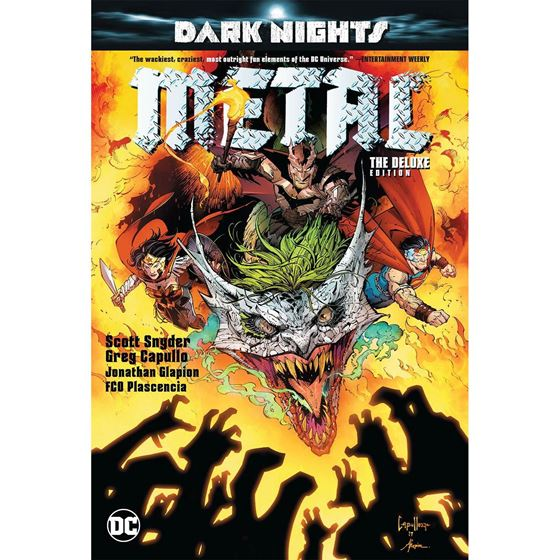 תמונה של DARK NIGHTS METAL DELUXE ED HC