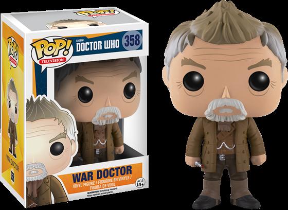 תמונה של DOCTOR WHO WAR DOCTOR POP