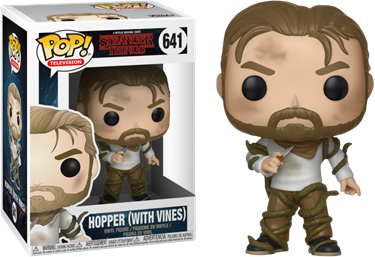 תמונה של STRANGER THINGS HOPPER WITH VINES POP