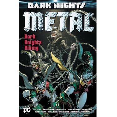 תמונה של DARK NIGHTS METAL DARK NIGHTS RISING HC