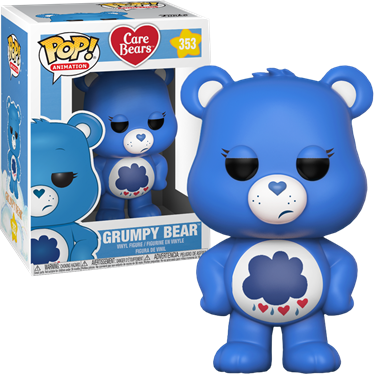 תמונה של CARE BEARS GRUMPY BEAR POP