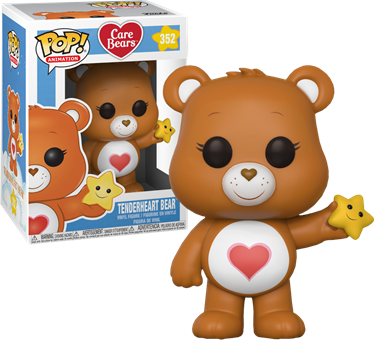 תמונה של CARE BEARS TENDERHEART BEAR POP