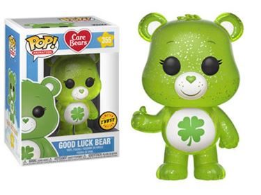 תמונה של CARE BEARS GOOD LUCK BEAR GLITTER CHASE POP