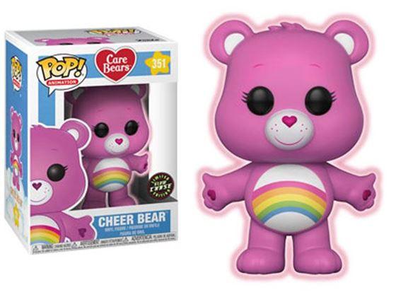 תמונה של CARE BEARS CHEER BEAR GITD CHASE POP
