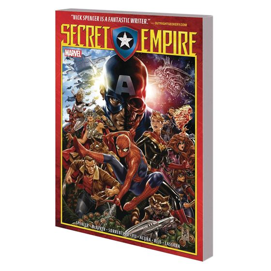 תמונה של SECRET EMPIRE TP