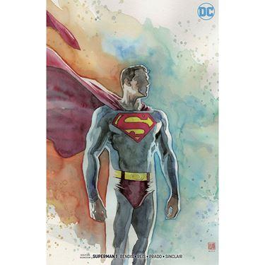 תמונה של SUPERMAN #1 MACK COVER