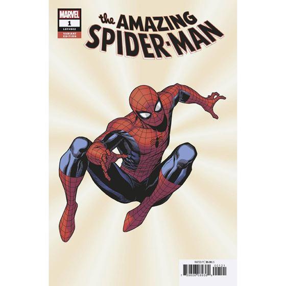 תמונה של AMAZING SPIDER-MAN #1 CHEUNG COVER