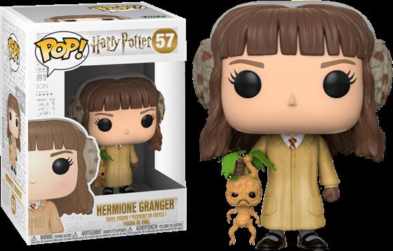 תמונה של Harry Potter Hermione Granger Herbology Outfit Pop