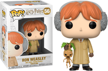 תמונה של HARRY POTTER RON WEASLEY HERBOLOGY OUTFIT POP
