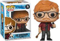 תמונה של ROCKS ED SHEERAN POP