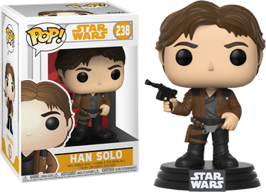 תמונה של STAR WARS SOLO HAN SOLO POP