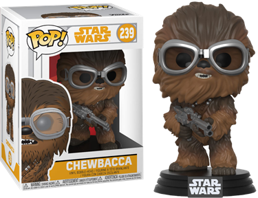 תמונה של STAR WARS SOLO CHEWBACCA POP