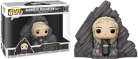 תמונה של GAME OF THRONES DAENERYS ON THRONE POP