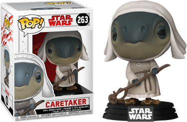 תמונה של STAR WARS E8 CARETAKER POP