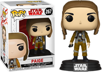 תמונה של STAR WARS E8 PAIGE POP