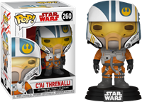 תמונה של  STAR WARS E8 C'AI THRENALLI POP