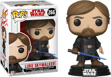 תמונה של STAR WARS E8 LUKE SKYWALKER FINAL BATTLE POP