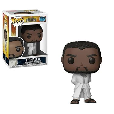 תמונה של BLACK PANTHER WHITE ROBE POP
