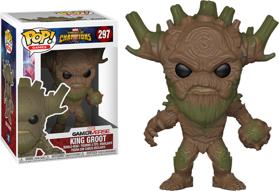 תמונה של CONTEST OF CHAMPIONS KING GROOT POP