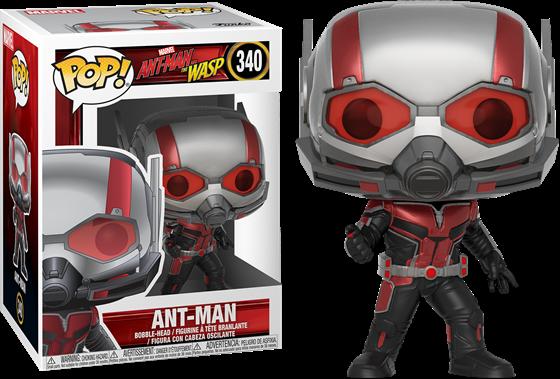 תמונה של ANT MAN AND THE WASP ANT MAN POP