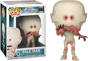 תמונה של PAN'S LABYRINTH PALE MAN POP