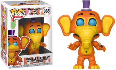 תמונה של FIVE NIGHTS AT FREDDY'S ORVILLE ELEPHANT POP