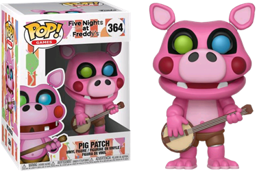 תמונה של FIVE NIGHTS AT FREDDY'S PIG PATCH POP