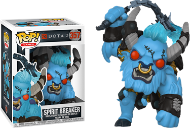 תמונה של DOTA 2 SPIRIT BREAKER POP