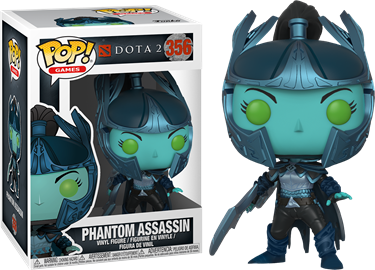 תמונה של DOTA 2 PHANTOM ASSASSIN POP